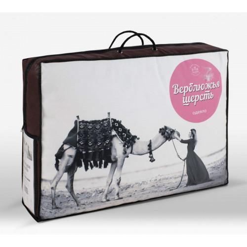 Одеяло оригинал «Верблюжья шерсть» облегченное, 1.5 спальное, ИвШвейСтандарт