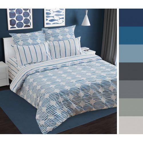 Комплект постельного белья «Breeze», хлопок, перкаль, ИвШвейСтандарт