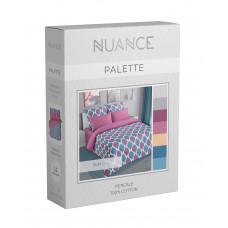Комплект постельного белья «ELIN pink», хлопок, перкаль, ИвШвейСтандарт