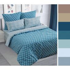 Комплект постельного белья «Pattern», хлопок, перкаль, ИвШвейСтандарт