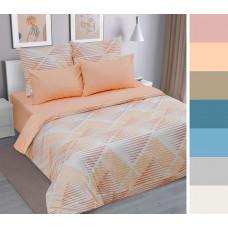 Комплект постельного белья «Stripe», хлопок, перкаль, ИвШвейСтандарт