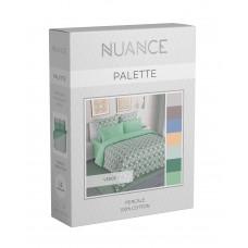 Комплект постельного белья «Verde», хлопок, перкаль, ИвШвейСтандарт