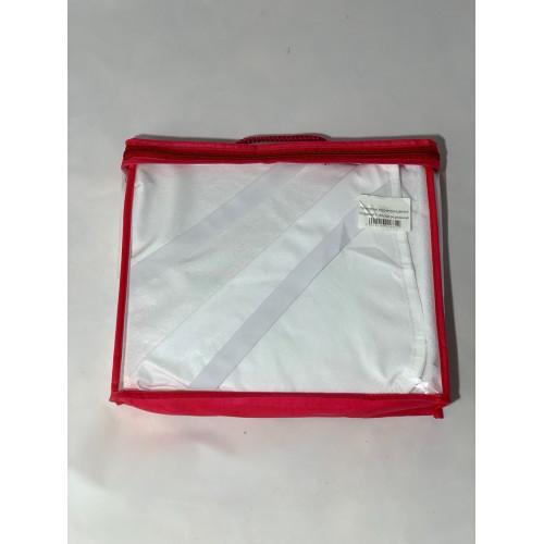 Водонепроницаемая простынь 200х200 махровая (непромокаемая) (4 резинки по углам)