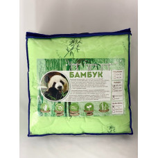 Одеяло «Бамбук» облегченное, поликоттон, ЕВРО