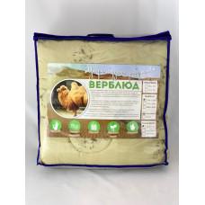 Одеяло «Верблюжья шерсть» облегченное, поликоттон, ЕВРО