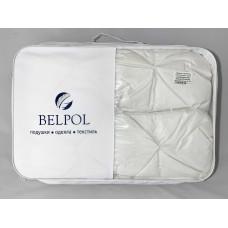 Одеяло пуховое «Orion» 1.5 спальное BelPol с дизайнерскими буфами