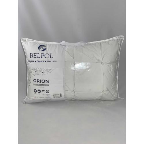 Подушка пуховая «Orion» BelPol c дизайнерскими буфами