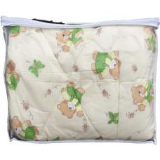 Одеяла «Бамбук» детские, хлопок 110*140