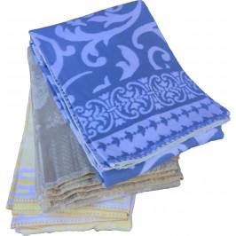 Одеяло «Байковое» жаккард, 1.5 спальное, хлопок