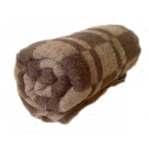 Одеяло полушерстяное (ПШ), армейское, тканое, 500 гр/м2