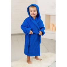 Детский махровый халат «Элит» с капюшоном