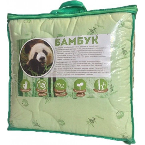 Одеяло «Бамбук» всесезонное , БЯЗЬ, хлопок