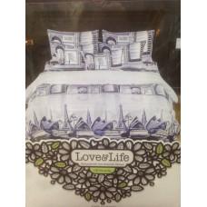 Комплект постельного белья «Перкаль» Сидней
