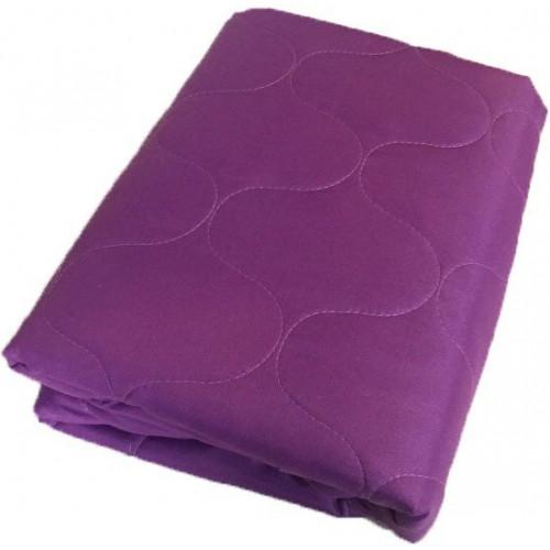 Покрывало «Стеганое» фиолетовое