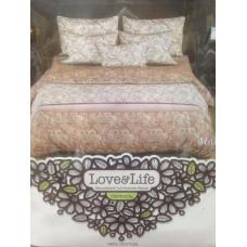 Комплект постельного белья «Перкаль» Восточный орнамент