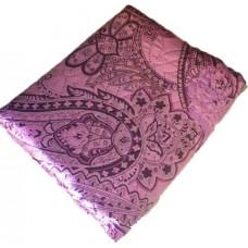 Покрывало «Ультрастеп» шелк, фиолетовое