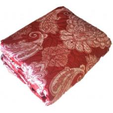 Покрывало «Ультрастеп» шелк, красное