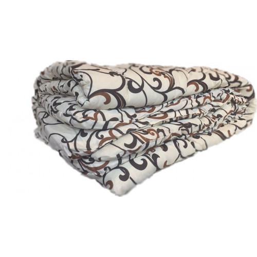Ватное одеяло, хлопок (БЯЗЬ), 1.5 спальное