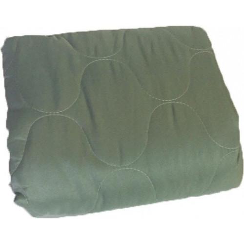 Покрывало «Стеганое» зеленое